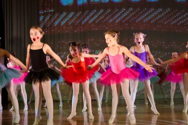 Ballet Troupes